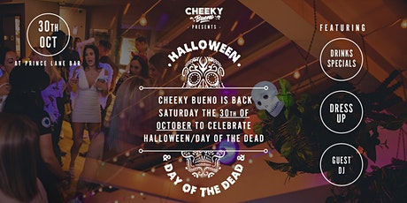 Cheeky Bueno Halloween/Day of the Dead Party on the Rooftop! tickets