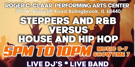 Bolingbrook Summer Music Jam tickets