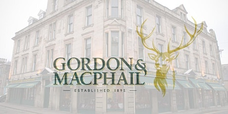 Gordon & MacPhail Whisky Tasting Night with Tim Gr tickets