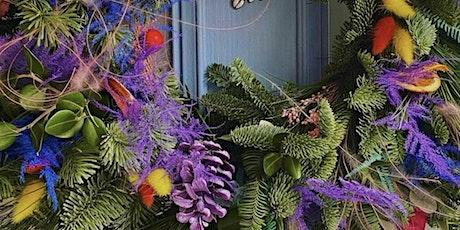 Blossom & Bloom Christmas Wreath Workshop tickets