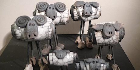 Workshop keramiek (Dag tegen Kanker) tickets