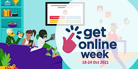 Quiz Session: Get Online Week 2021 tickets