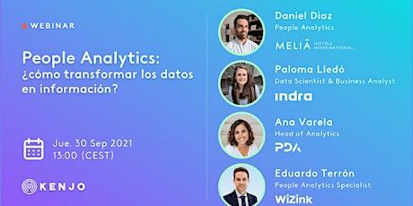 People Analytics: ¿cómo transformar los datos en información? entradas