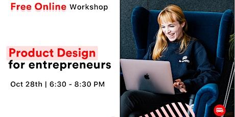 Product Design Sprint: Free Online Workshop tickets