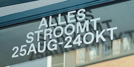 ALLES STROOMT concert by Maya Dhondt and Laura Huysmans billets