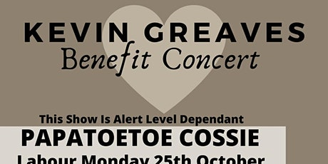 Kevin Greaves Benefit Concert tickets