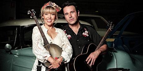 Live Music Lake Mac - Felicity Urquhart & Josh Cunningham (The Waifs) tickets