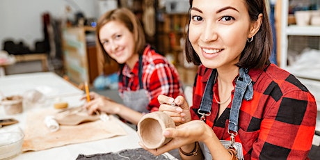 POTTERY  CLASS - Handbuilding with Clay (Saturday morning 4 week course) tickets