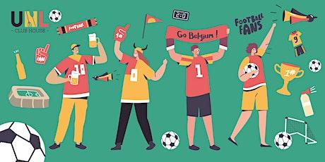 NATION LEAGUE -  Belgique vs France billets