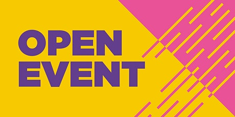 Rotherham College - Open Event tickets