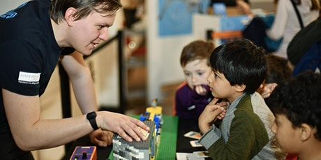 ScienceX - a free family fun day. [DAY ONE] tickets