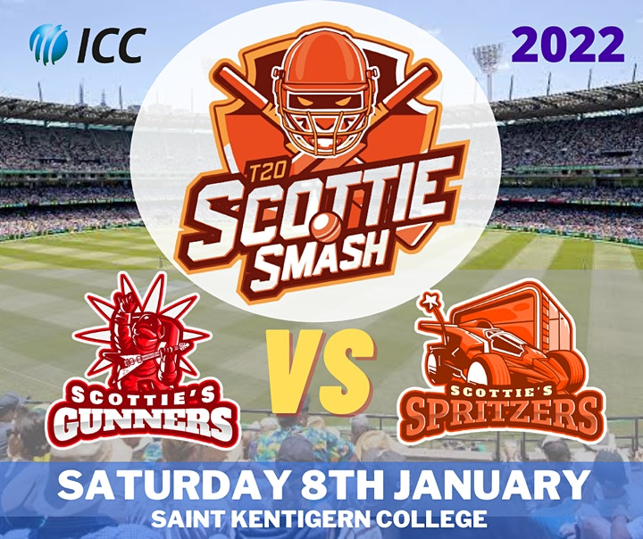 T20 Scottie Smash - A tribute to our great mate Scottie Mitchell image