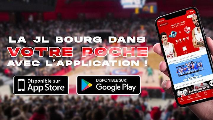 Image pour FAN ZONE : CSP Limoges vs JL Bourg