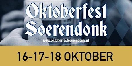Oktoberfest Soerendonk 2021 tickets