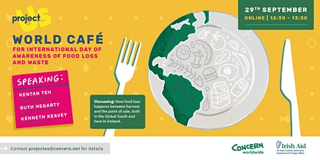 Project Us - International Day of Awareness of Food Waste and Food Loss tickets