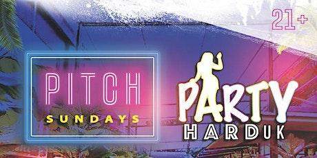 Party Hard UK  & Pitch Sundays - Day Party tickets