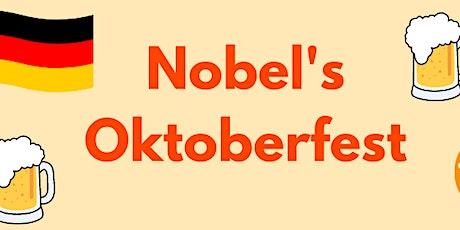 Nobel's Oktoberfest tickets