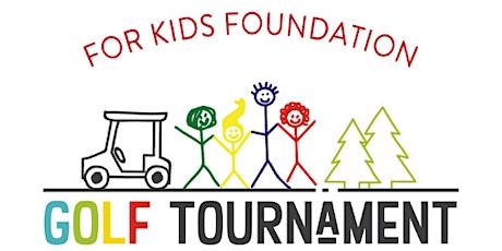 6th Annual Golf Tournament tickets