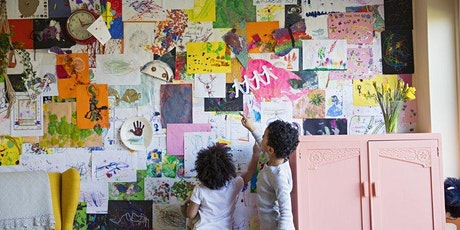 School Holiday Art classes for kids-Crystal Brook tickets