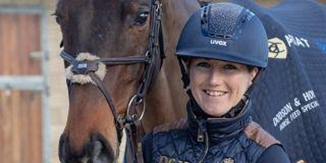 An Evening with Laura Collett, Olympic Eventing Gold Medalist tickets