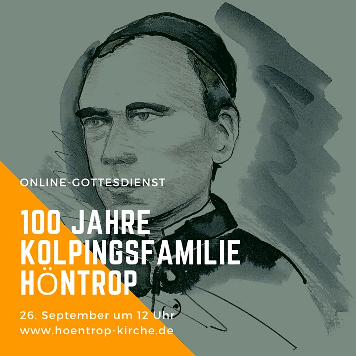 Digitaler Live-Gottesdienst: 100 Jahre Kolpingsfamilie Höntrop: Bild