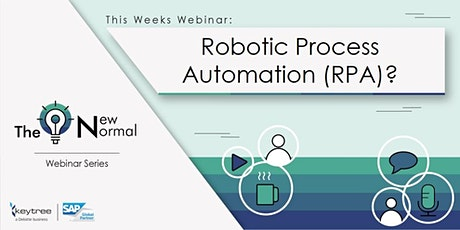 Robotic Process Automation (RPA) tickets