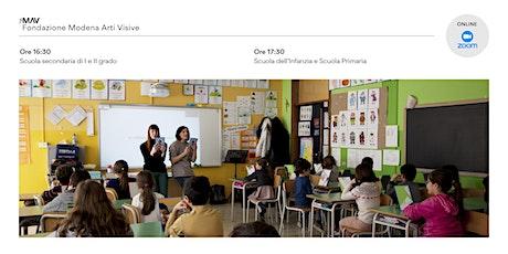 OPEN DAY | Presentazione delle attività educative per le Scuole biglietti