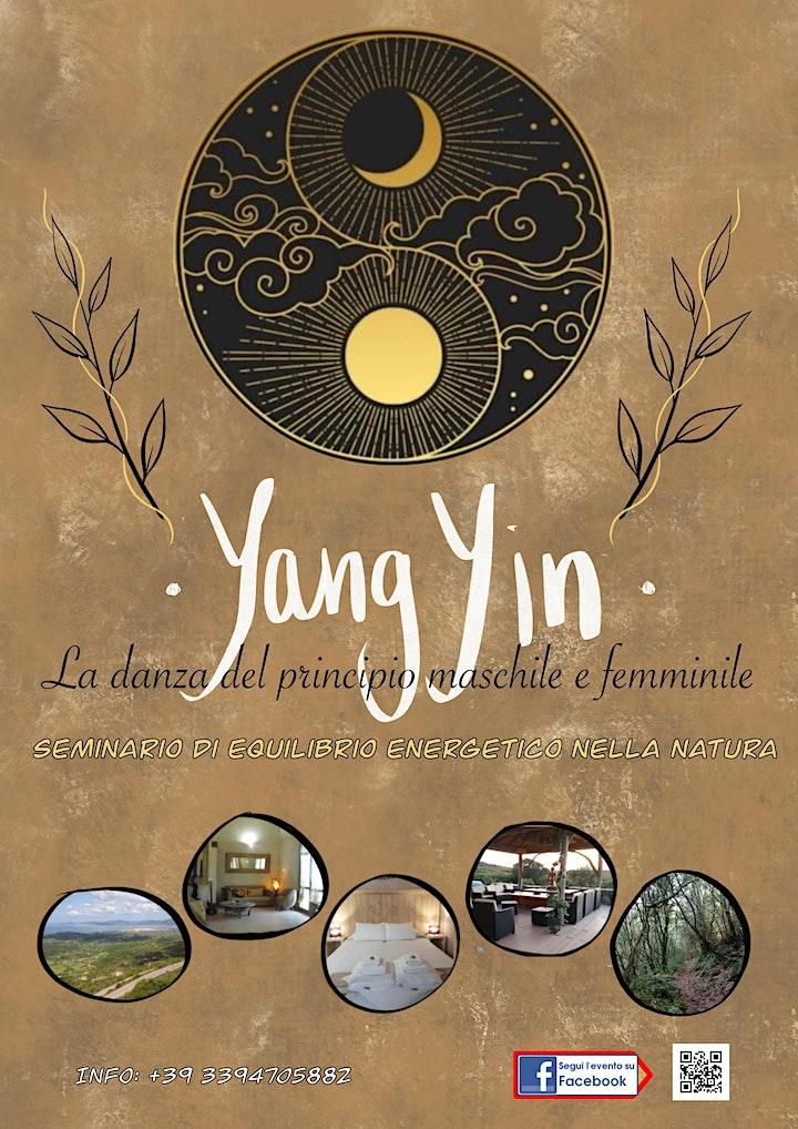 """Immagine YANGYIN - """"seminario di equilibrio energetico nella Natura"""" -"""