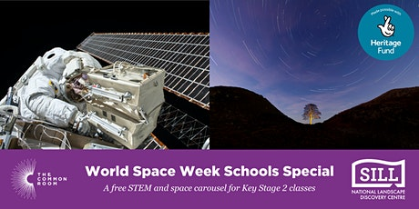 World Space Week Schools Special tickets