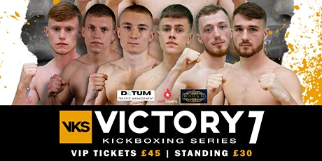 Victory Kickboxing 7 tickets