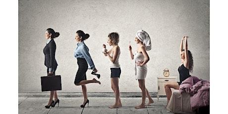Frauen-Balance Tickets