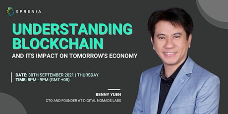 Understanding Blockchain and its Impact on Tomorrow's Economy tickets