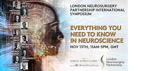 London Neurosurgery Partnership International Symposium tickets