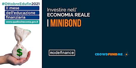 Investire nell'economia reale: i minibond biglietti