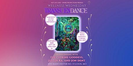 Wellness Wednesday : TrancenDANCE @ Hot Java Bar - St.Louis, MO ~ 10/20 tickets