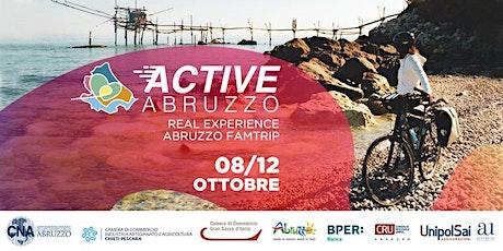 ACTIVE ABRUZZO 12 Ottobre 2021 biglietti