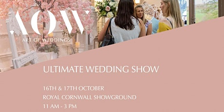 The Ultimate Wedding Show tickets