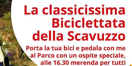 """La """"classicissima"""" biciclettata della Scavuzzo biglietti"""
