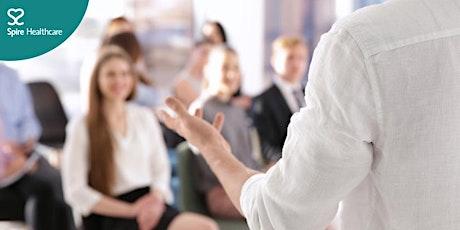 Spire Virtual Classroom - Dr David O'Reilly, Rheumatologist tickets