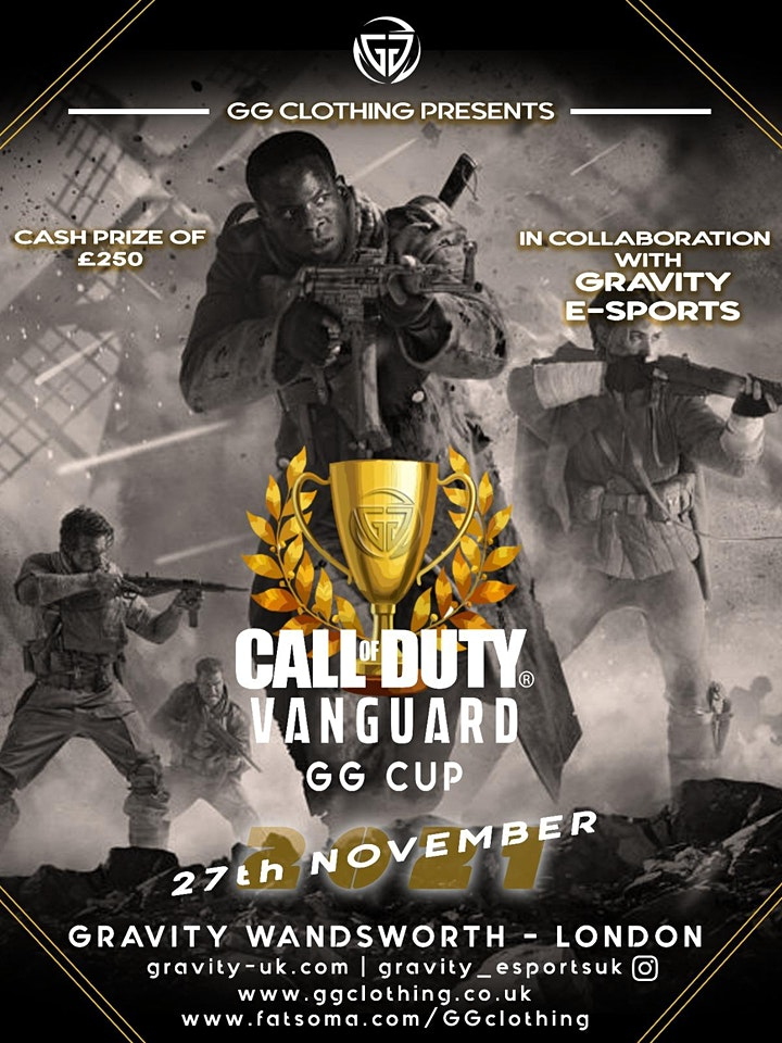 Call of Duty GG Cup image