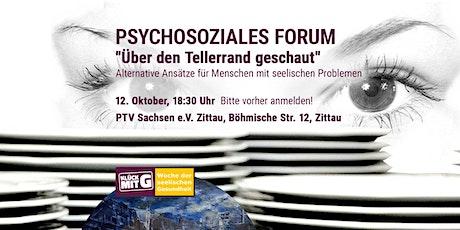 Psychosoziales Forum Tickets