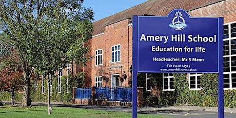Amery Hill School Tours tickets
