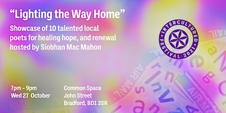 Lighting the Way Home - Poems for Healing, Hope and Renewal tickets