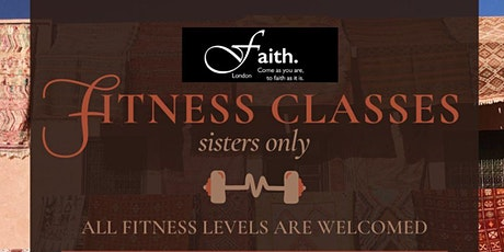 Fitness with Faith. tickets