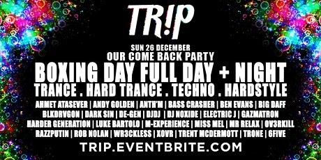 TR!P 18 : THE BOXING DAY COMEBACK SPECIAL | PART 2 tickets