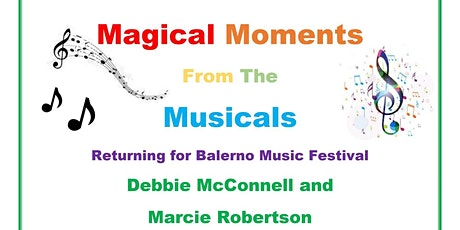 Magical Moments from the Musicals tickets