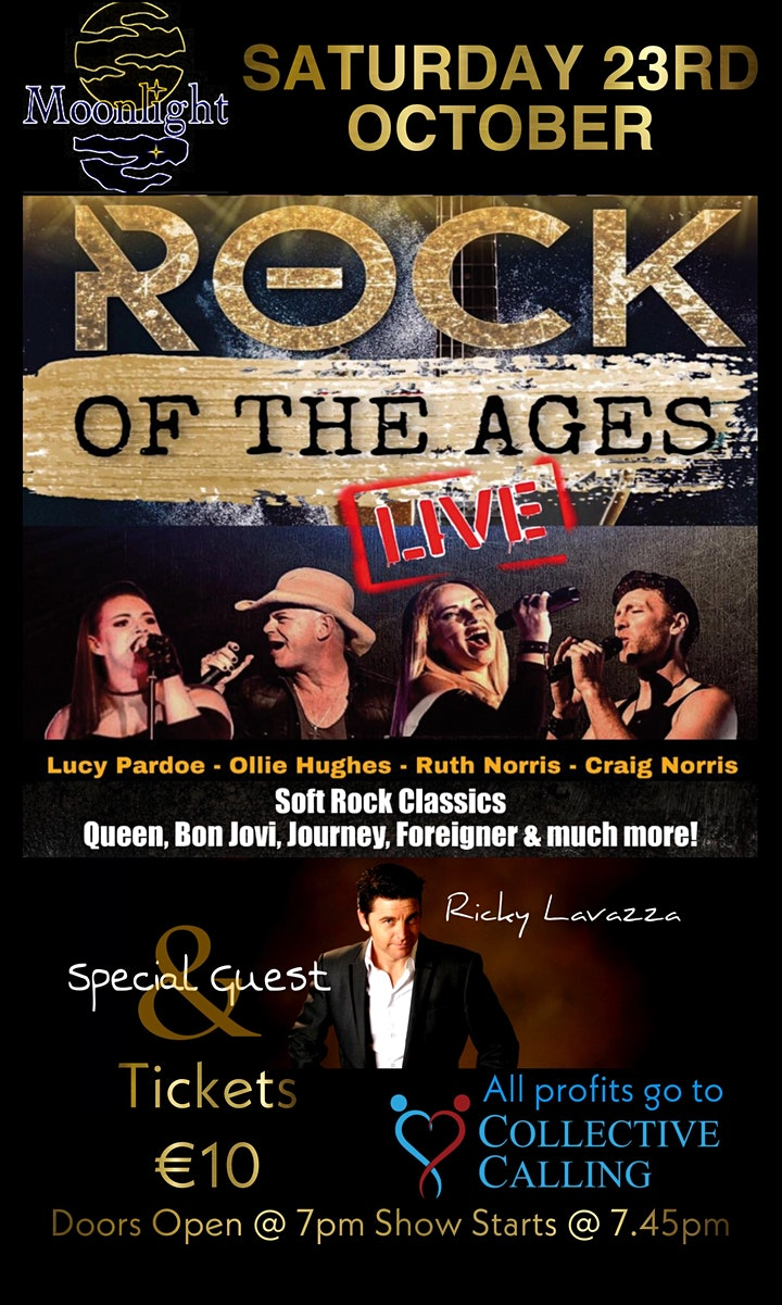 Sunset Beach - Moonlight Bar - Rock of the Ages image