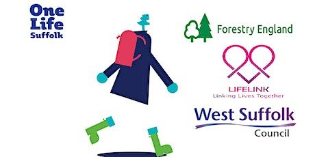 High Lodge, Thetford Forest 'walk and talk', grade 2 walk tickets