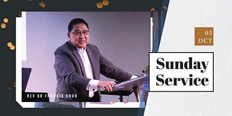 Covenant Vision Christian Church Sunday Service - 3 October 2021 tickets