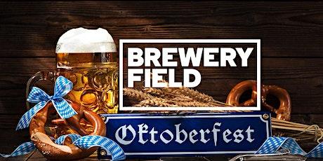 Oktoberfest at Brewery Field tickets